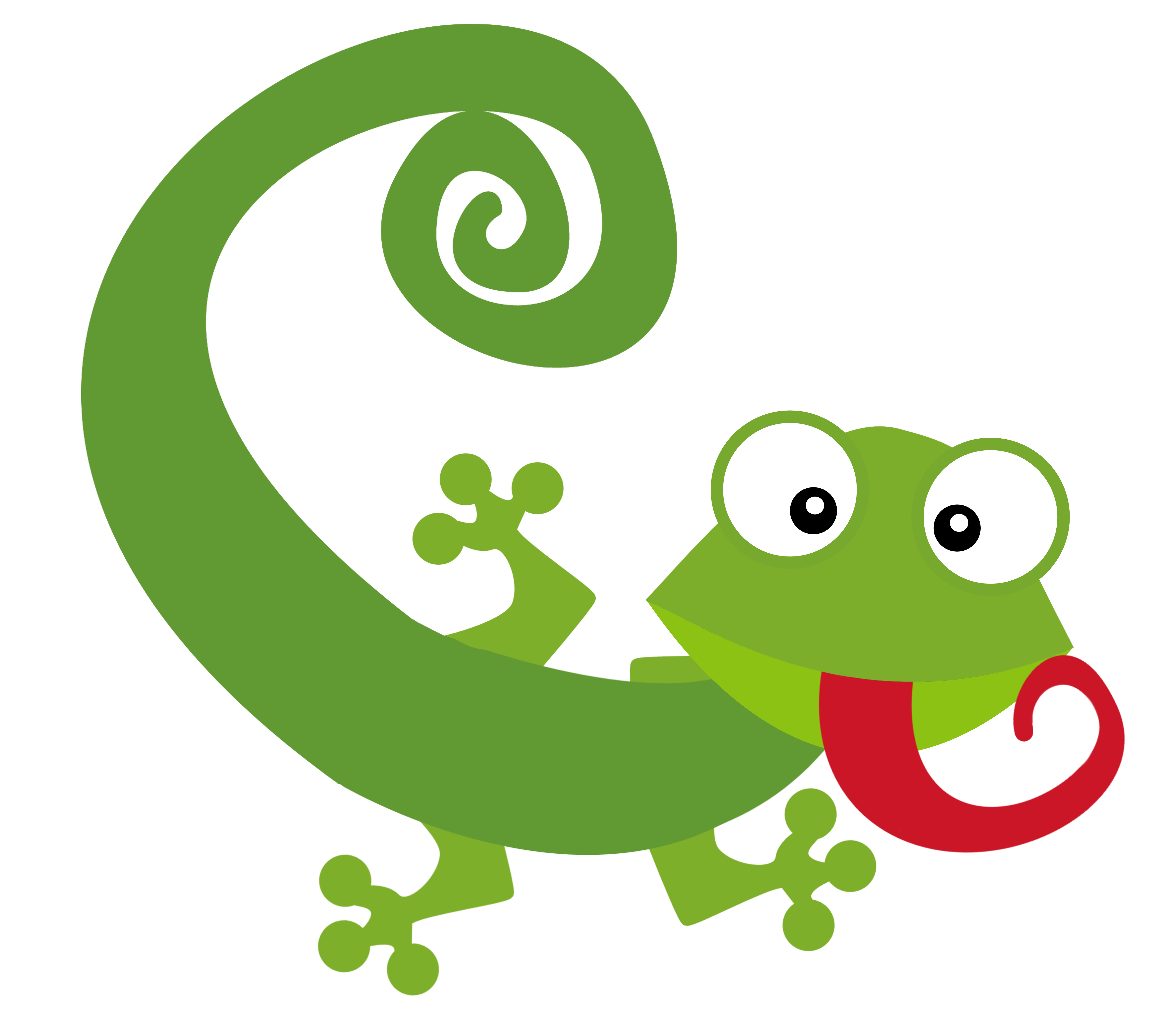 cheeky gecko large